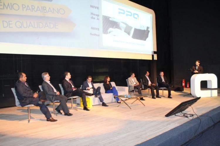 Congresso Paraibano de Excelência em Gestão