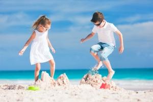 Crianças e as férias de verão