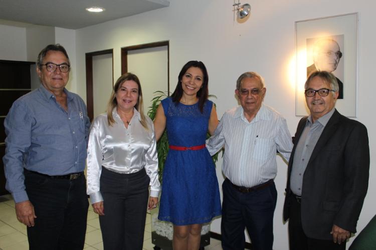 Homenagem a cooperados: pioneirismo no Hospital Unimed