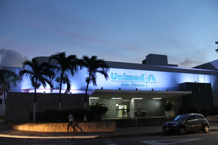 Iluminação de prédios: controle do diabetes e prevenção do câncer de próstata
