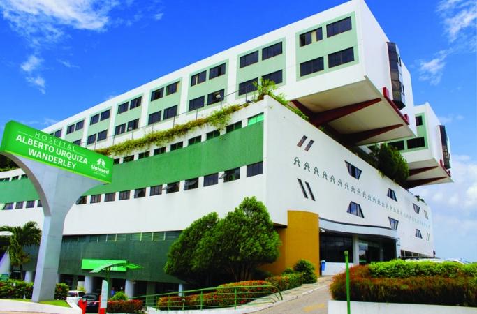 Clientes da Unimed Jo�o Pessoa contam com dois hospitais exclusivos