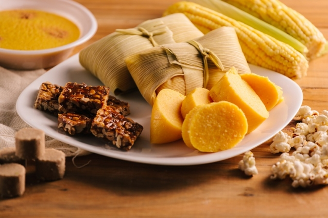 Comidas típicas do período junino mais saudáveis e deliciosas