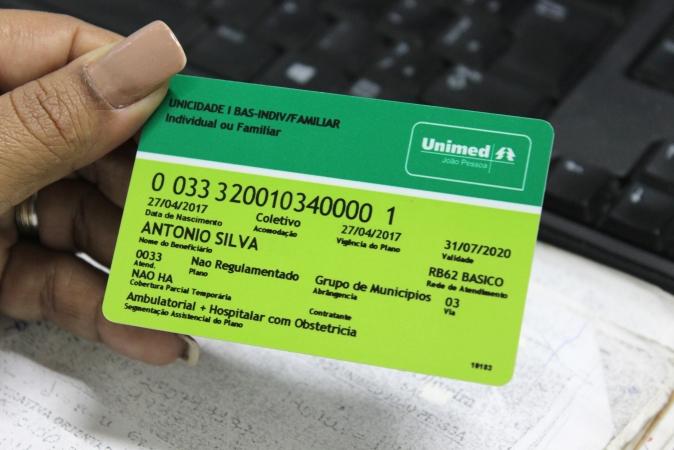 Unimed João Pessoa renova cartão do plano