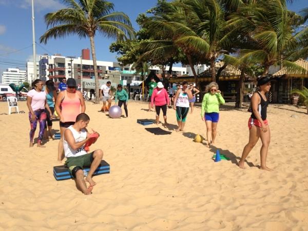 Jampa Saúde oferece atividade física ao ar livre para os pessoenses