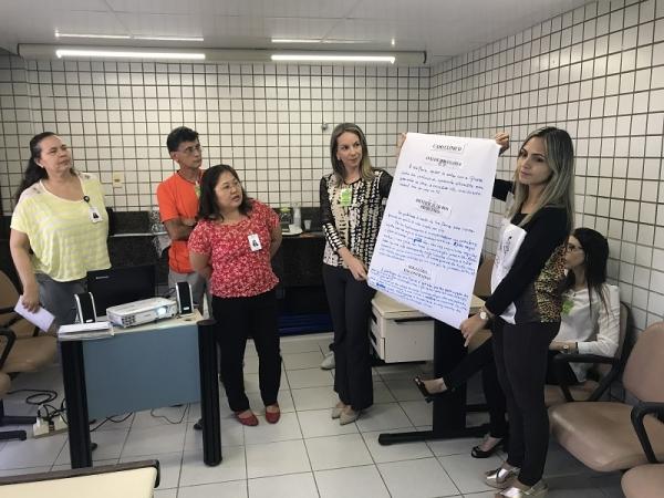Unimed João Pessoa leva ações de promoção da saúde para empresas