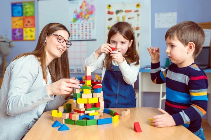 Atitudes positivas podem contribuir para a saúde e o bem-estar da criança