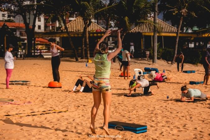 Jampa Saúde, projeto da Unimed JP, oferece atividade ao ar livre gratuitamente