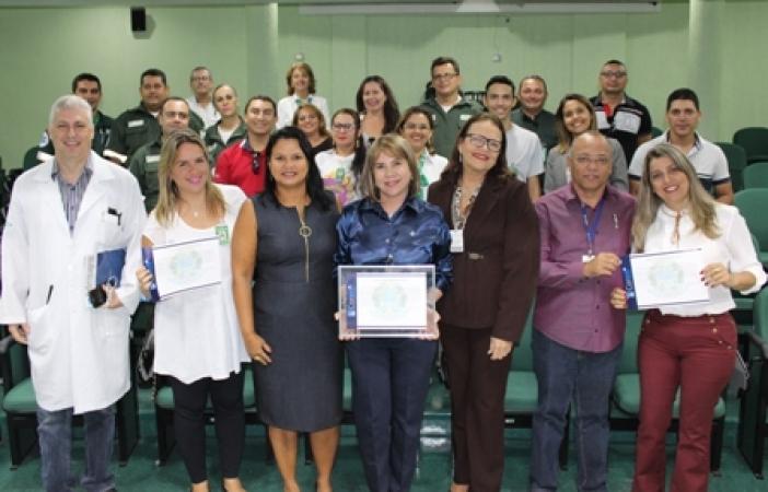 Selo de Responsabilidade Social é concedido ao Hospital Alberto Urquiza