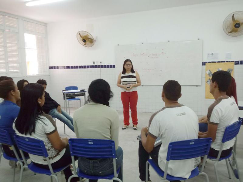 Programa Cooperjovem: equipe da Unimed João Pessoa realiza ações em escolas públicas