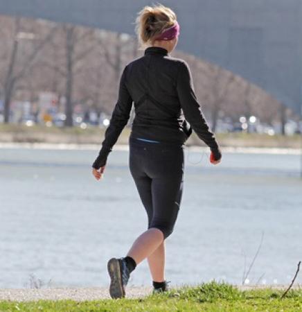Continue exercitando o corpo com atividades físicas durante o inverno