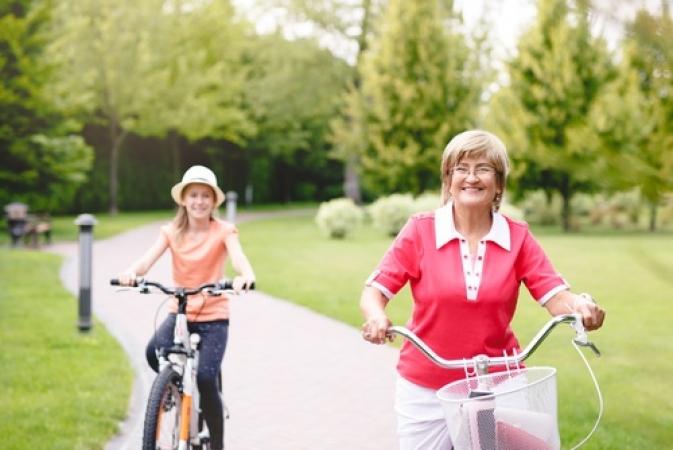 A prática de exercícios físicos ajuda você a ter uma vida mais saudável e com mais energia