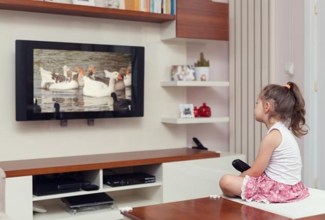 Assistir televisão costuma ser divertido, mas em excesso pode ser prejudicial à saúde: controle