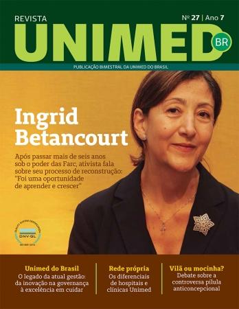 Revista do Sistema Unimed repercute homenagem à Unimed JP