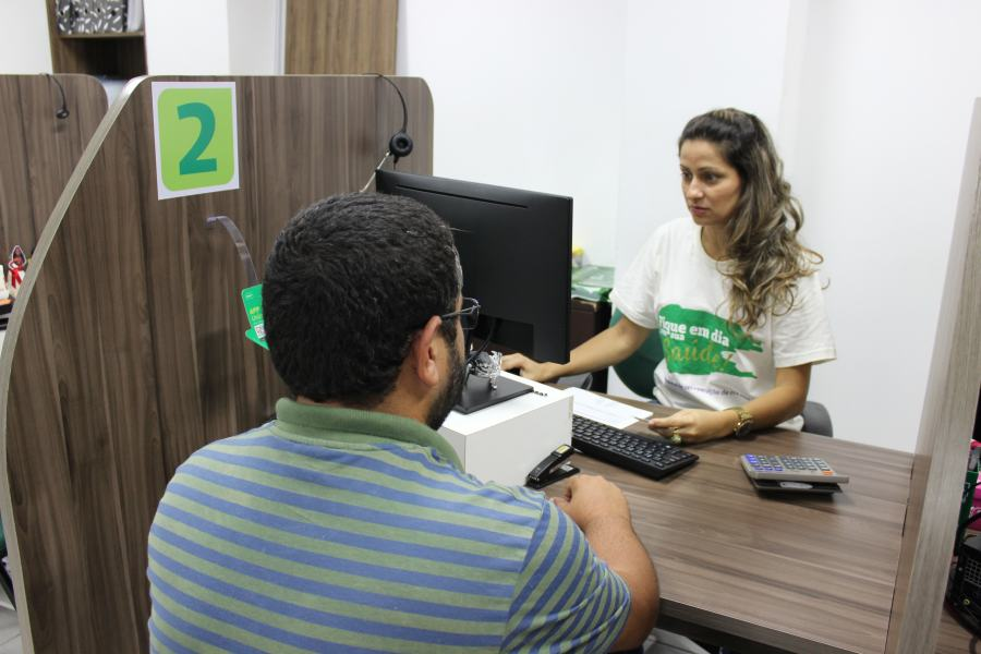 O setor de negociação da Unimed JP conta com uma equipe preparada para analisar cada situação