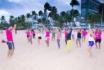Unimed João Pessoa participa de ação de verão na Praia de Tambaú