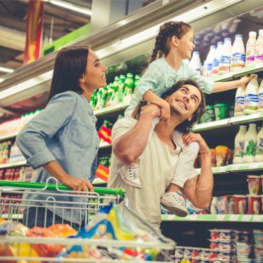 Leia os rótulos e escolha alimentos mais saudáveis