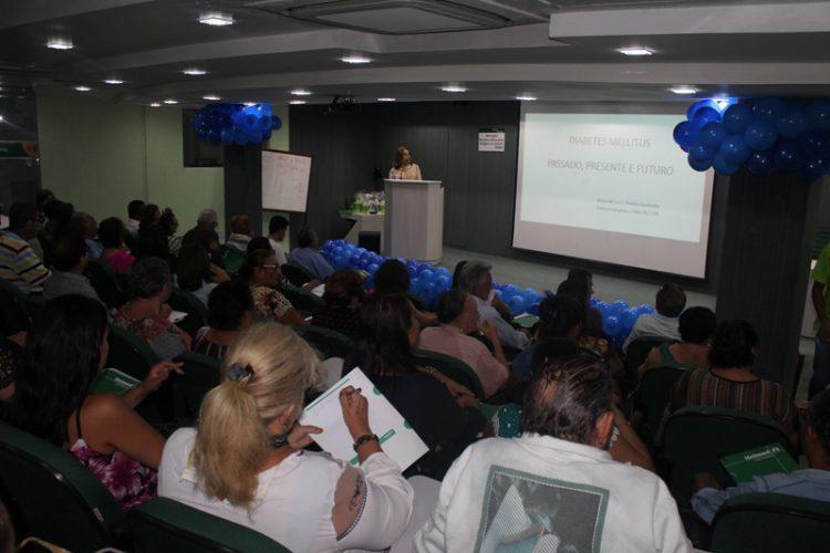 Comemoração do Dia Mundial do Diabetes