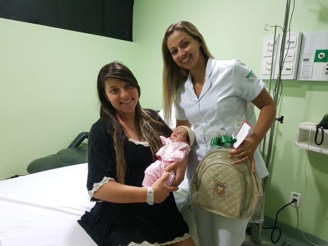 Dia das Crianças no Hospital Alberto Urquiza