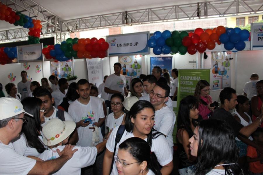 Unimed João Pessoa participa todos os anos da comemoração do Dia do Cooperativismo