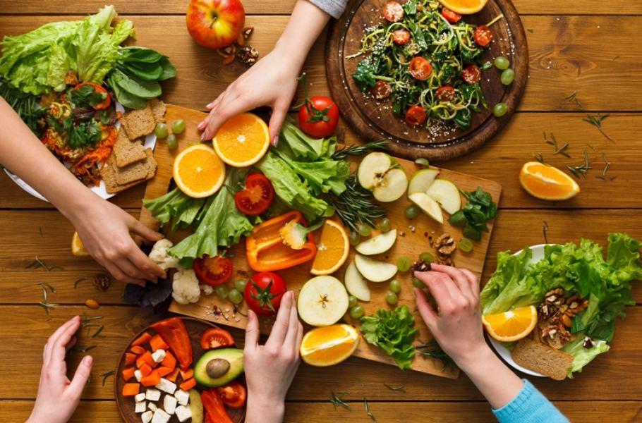 Aperitivos saudáveis para colocar à mesa nos dias de jogos da seleção brasileira: menos gordura