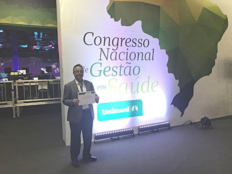 Selo de Sustentabilidade entregue ao Hospital Alberto Urquiza Wanderley