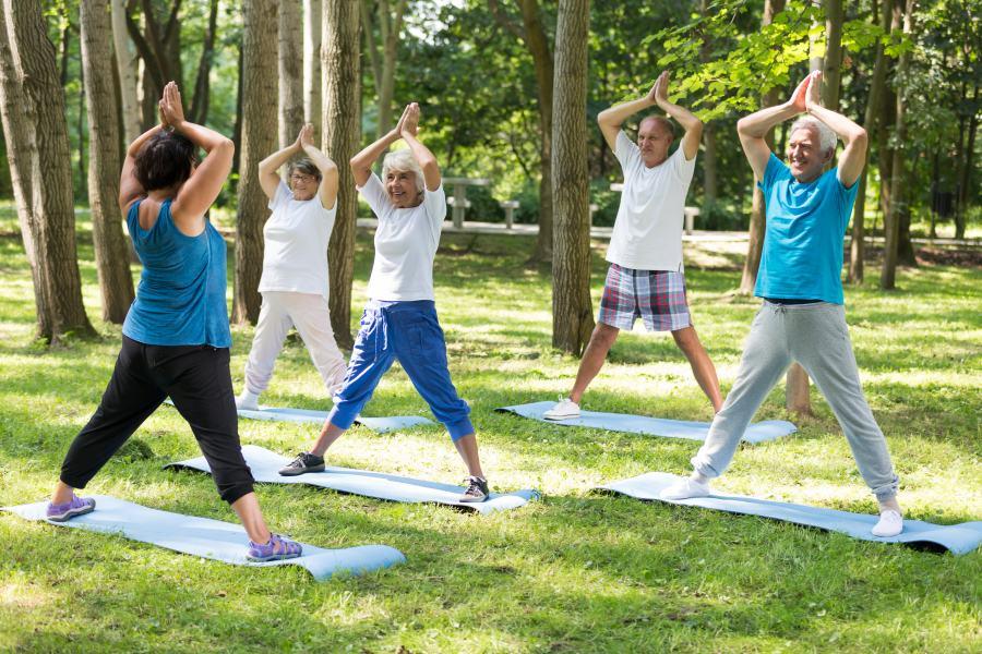 Fazer atividade física é primordial para quem quer aproveitar a velhice com qualidade de vida