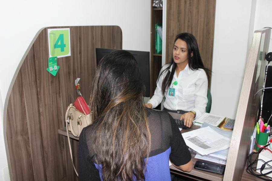 Setor conta com profissionais preparados para ajudar o cliente com a melhor proposta