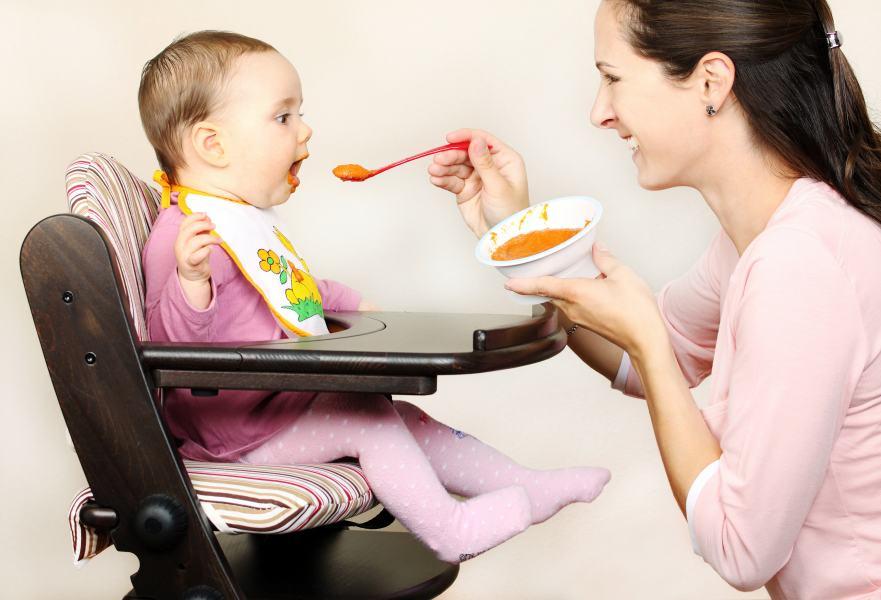Oficina de Papinhas ajuda pais na nutrição do bebê após seis meses de vida