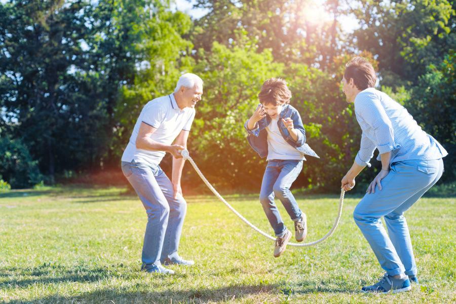 Benefícios à saúde da prática regular do exercício físico é para pessoas de todas as faixas etárias