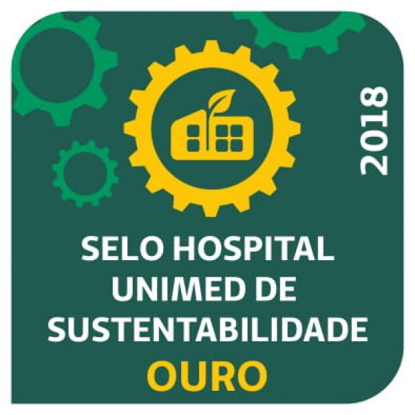 Hospital Alberto Urquiza Wanderley recebe Selo Ouro de sustentabilidade
