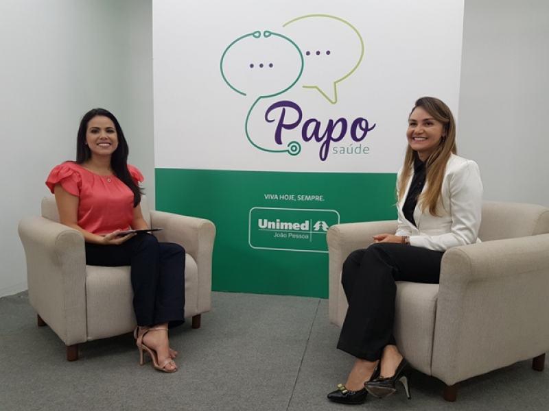 Gastroenterologista Mônica Henriques falou sobre cuidados com alimentação, fogos e temperatura
