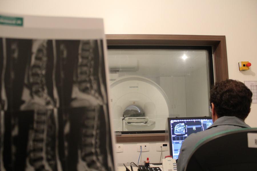 Centro de Diagnóstico por Imagem do Hospital Alberto Urquiza funciona 24h por dia