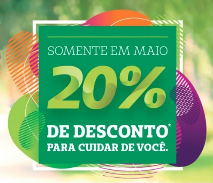 Planos de saúde da Unimed João Pessoa com 20% de descontos
