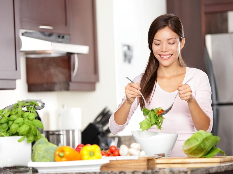 Participantes do Grupo Equilíbrio do Peso recebem orientações sobre alimentação saudável