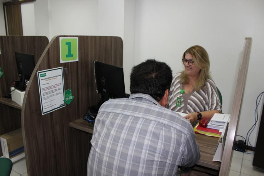 Equipe da Unimed JP está preparada para apresentar a melhor solução ao cliente
