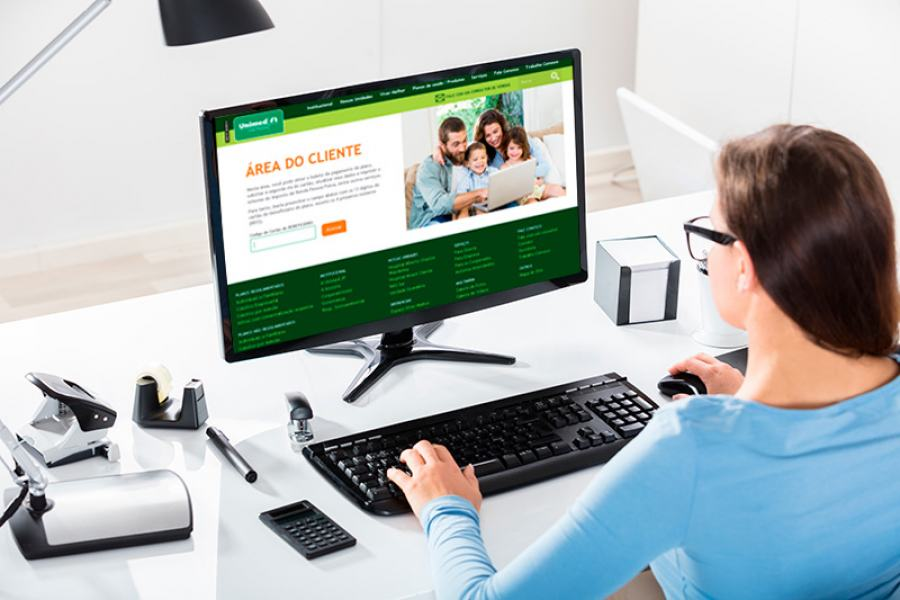 É mais cômodo e rápido para o cliente obter o informe pela internet: consulta e impressão