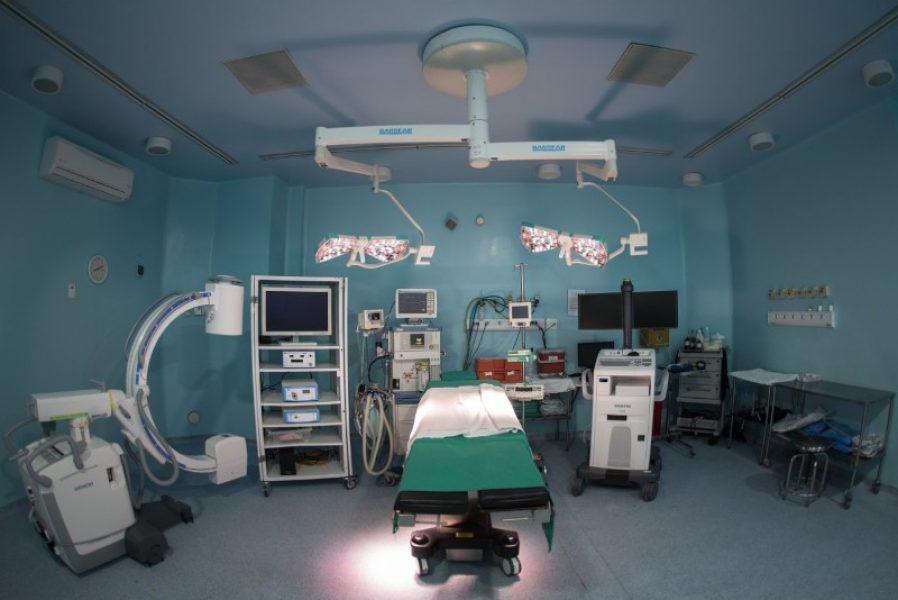 Com uma estrutura de ponta, o Hospital Alberto Urquiza dispõe de um moderno Centro Cirúrgico