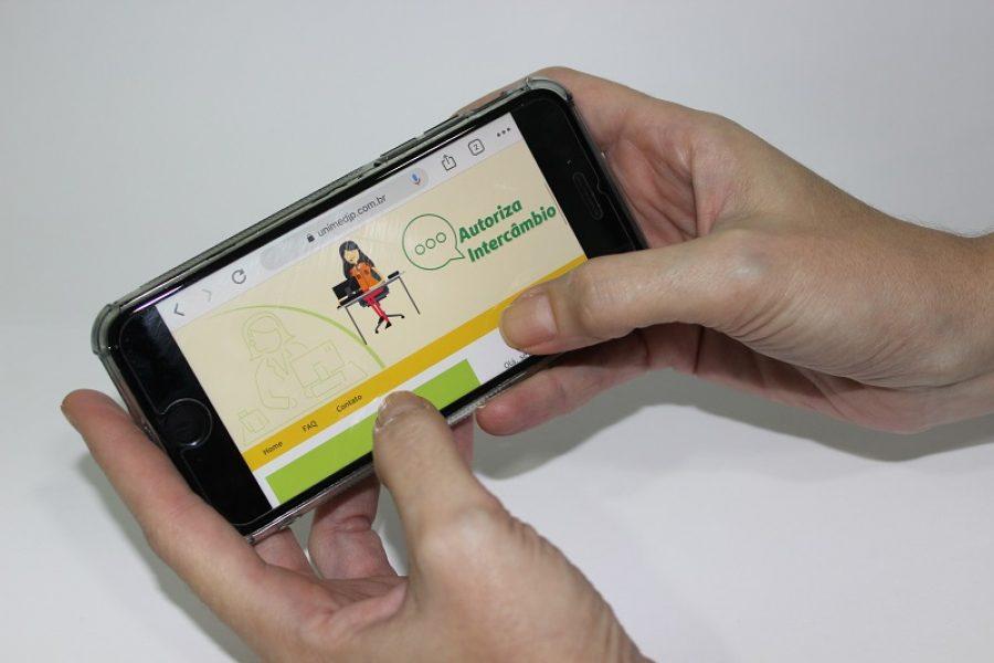 Os clientes de outras Unimeds podem solicitar autorização on line: meio mais fácil e prático