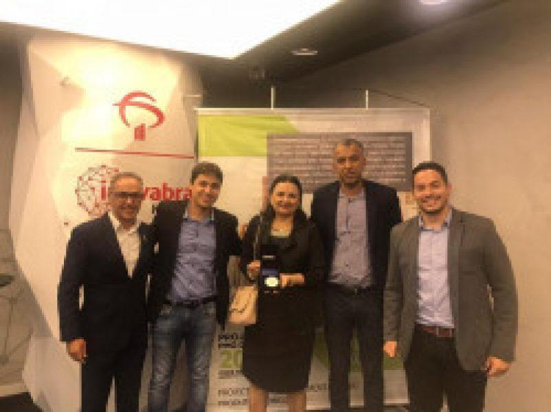 Gestores representaram a Unimed João Pessoa no evento InovaBra, realizado em novembro, em SP