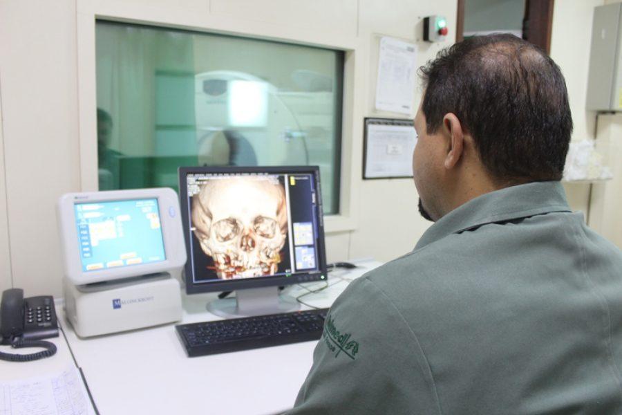 O Centro de Diagnóstico realiza  exames de urgência, emergência, clínicos e ambulatoriais