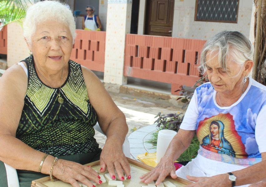 Amem e Aspan realizam um trabalho de integração e melhoria de vida dos idosos: cuidado e atenção