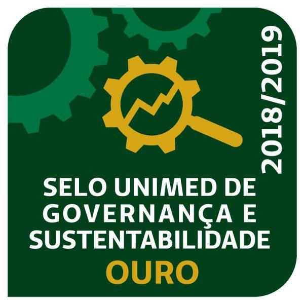 Unimed JP se destaca por boas práticas de gestão e recebe Selo Ouro