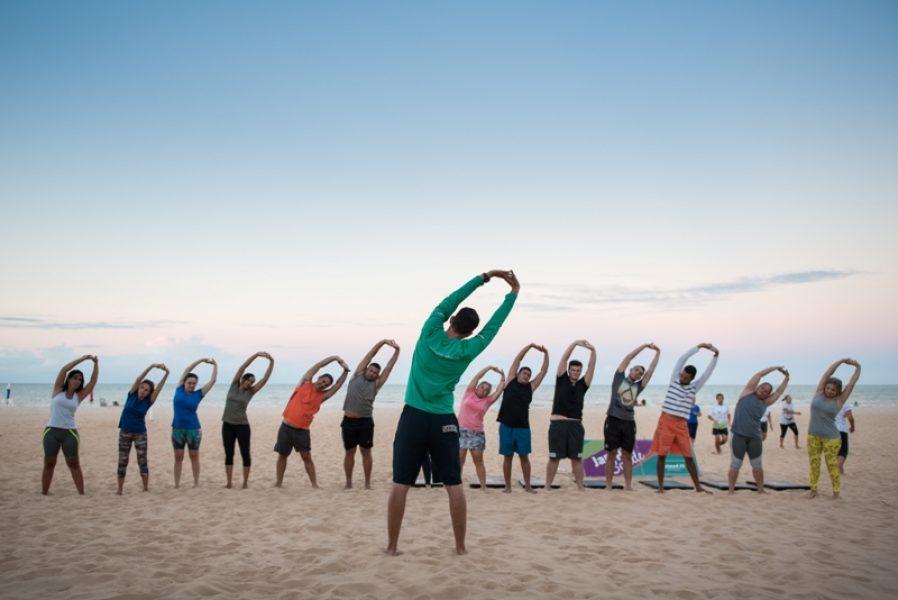 Jampa Saúde será realizado na Praia de Tambaú neste sábado; participe!