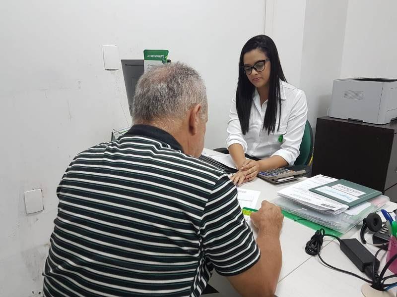 Os clientes com débitos devem se dirigir à Central de Negociação para fazer o acordo: saúde em dia