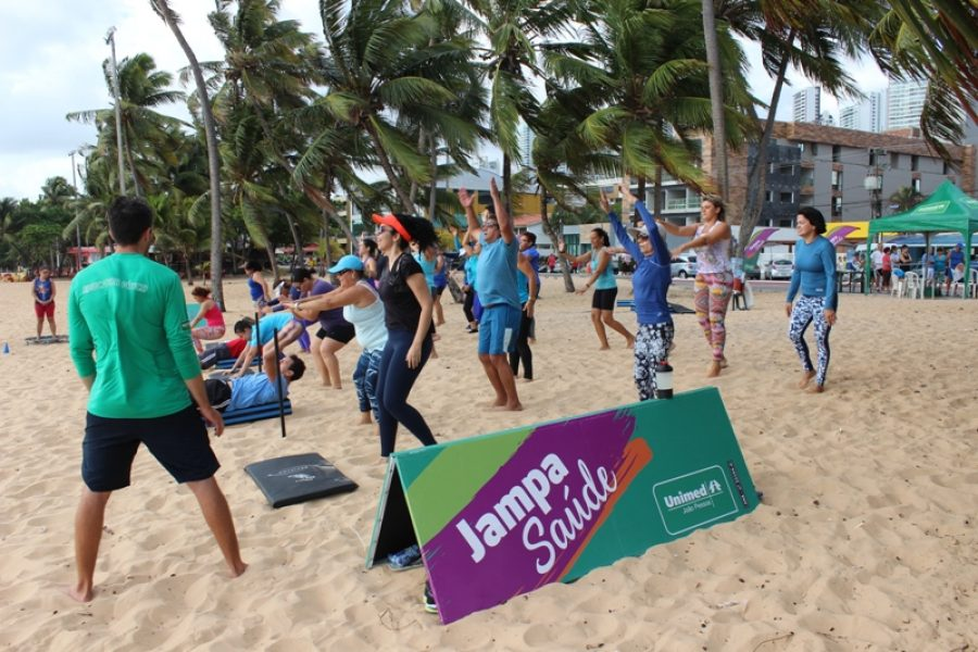 Jampa Saúde será no Bessa no próximo sábado; veja como participar