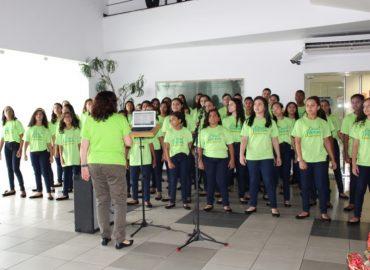 O Coral Unimed JP oferece benefícios que vão além da música como concentração e disciplina