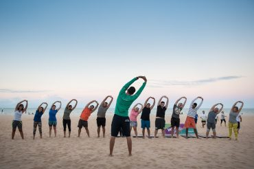 O Jampa Saúde é um projeto da Unimed João Pessoa que incentiva a prática de exercício físico