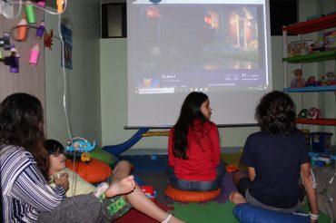 Crianças internadas no Hospital Alberto Urquiza podem se divertir enquanto estão em tratamento
