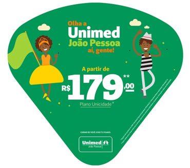 Plano de saúde Unimed JP a partir de R$ 179 só neste mês de fevereiro