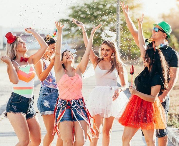 Dicas para você curtir o carnaval com mais saúde, alegria e muita disposição